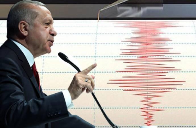 Erdoğan, aynı deprem için farklı rakamlar veren AFAD ve Kandilli için son kararı verdi