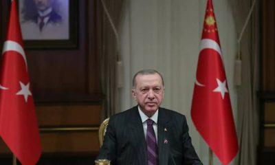 Erdoğan: Bu sene sadece Covid-19'la değil, İslam düşmanlığı virüsü ile de mücadele ettik