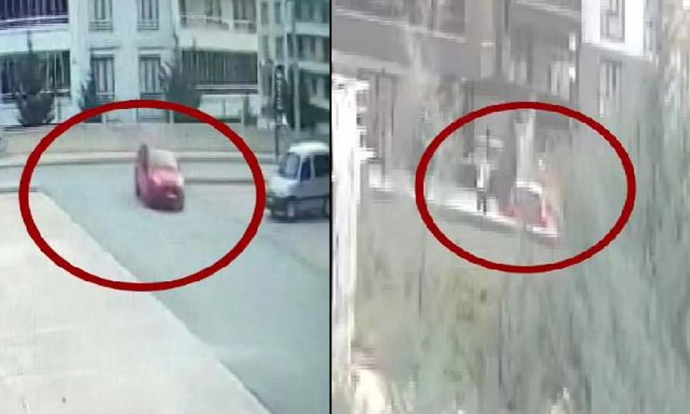 Reddedilen erkek, anne ve kızını sokak ortasında öldürdü… O anlar kamerada