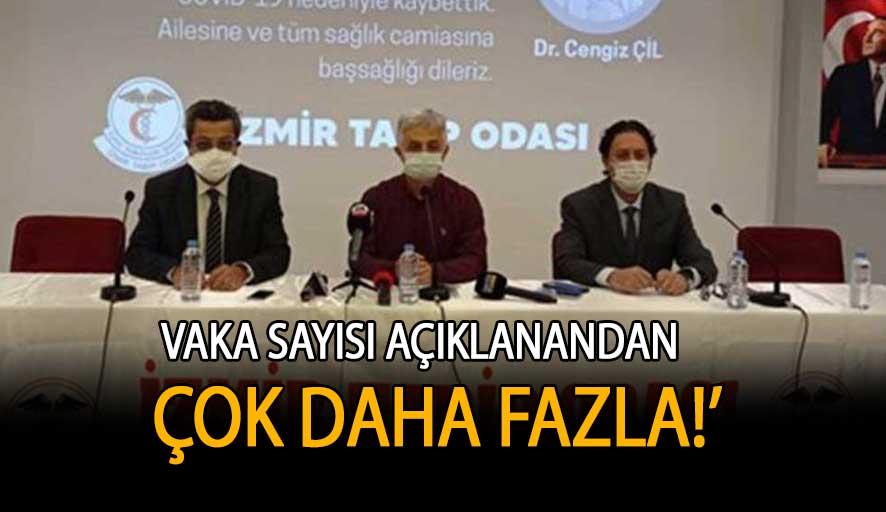 İzmir Tabip Odası'ndan deprem sonrası koronavirüs değerlendirmesi!