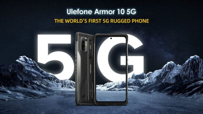 Ulefone Armor 10 5G : Dünyanın en sağlam 5G telefonu