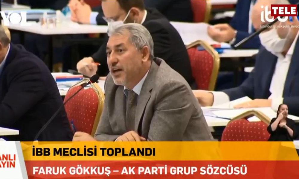 İBB Meclisi'nde tartışma! AKP'den CHP'ye skandal 'Ensar Vakfı' çağrısı