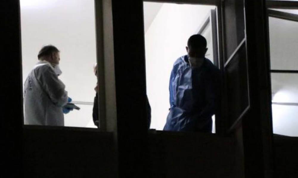 Hastanede korkunç olay! Beşinci kattan atlayarak canına kıydı