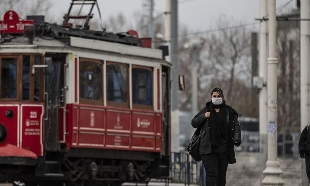 İstanbul, koronavirüse teslim: Yangın yerine döndü