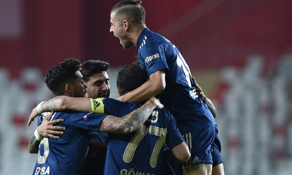 Tuncay Şanlı'dan Antalyaspor maçı sonrası, Fenerbahçe'ye övgü dolu sözler