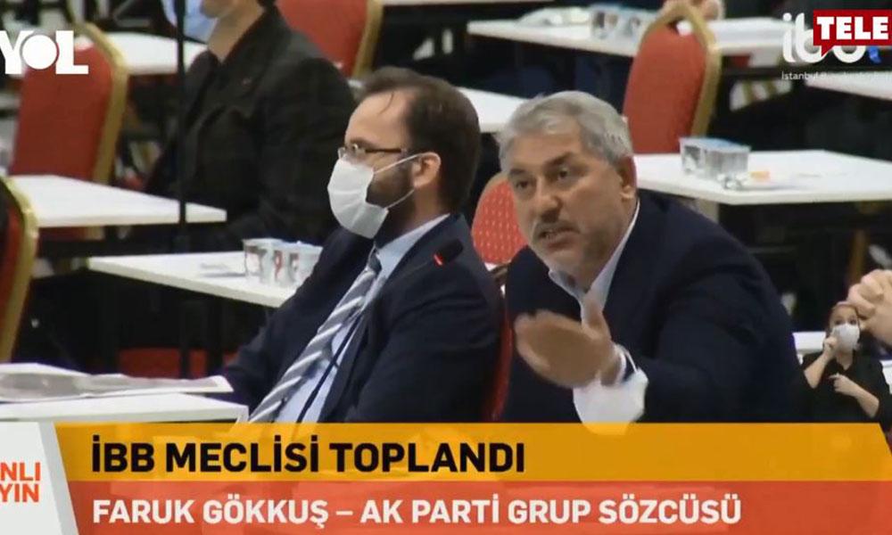 İBB Meclisi'nde Kanal İstanbul tartışması! AKP'den tarihi 'rant' itirafı