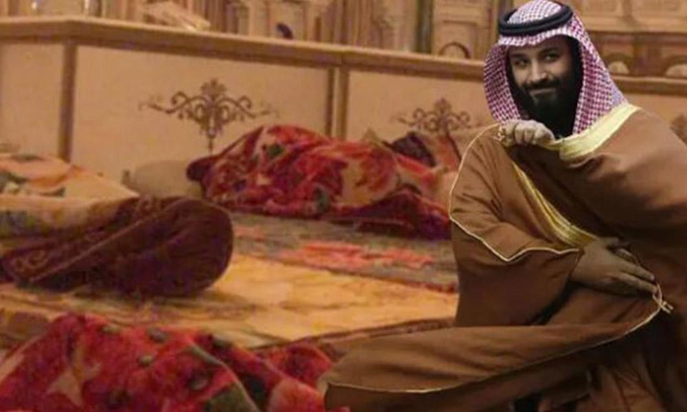 O gece otelde neler yaşandı? Suudi operasyonuyla ilgili çarpıcı detaylar basına sızdı