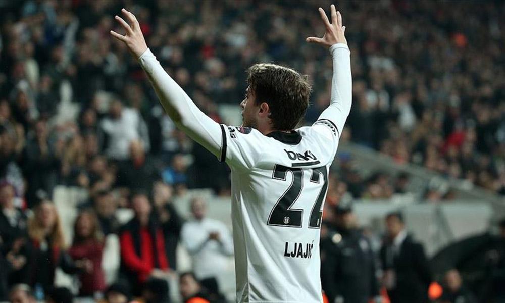 Beşiktaş'ta flaş Adem Ljajic kararı