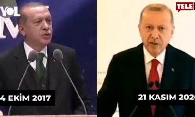 'Geleceğimiz Avrupa'da' diyen Erdoğan'ın üç yıl önceki sözleri gündem oldu