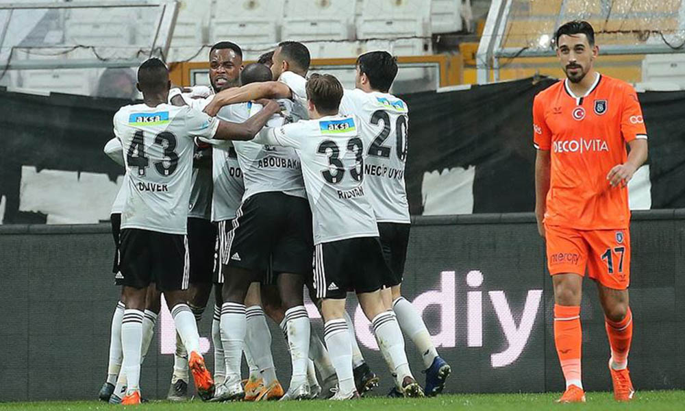 Başakşehir teknik heyetinin, mağlubiyet sonrası sözleri Beşiktaşlıları kızdırdı