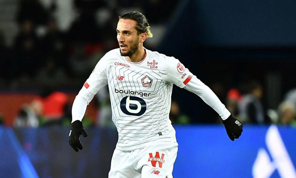 Lille'de Yusuf Yazıcı'nın gecesi! İki gol bir asist…