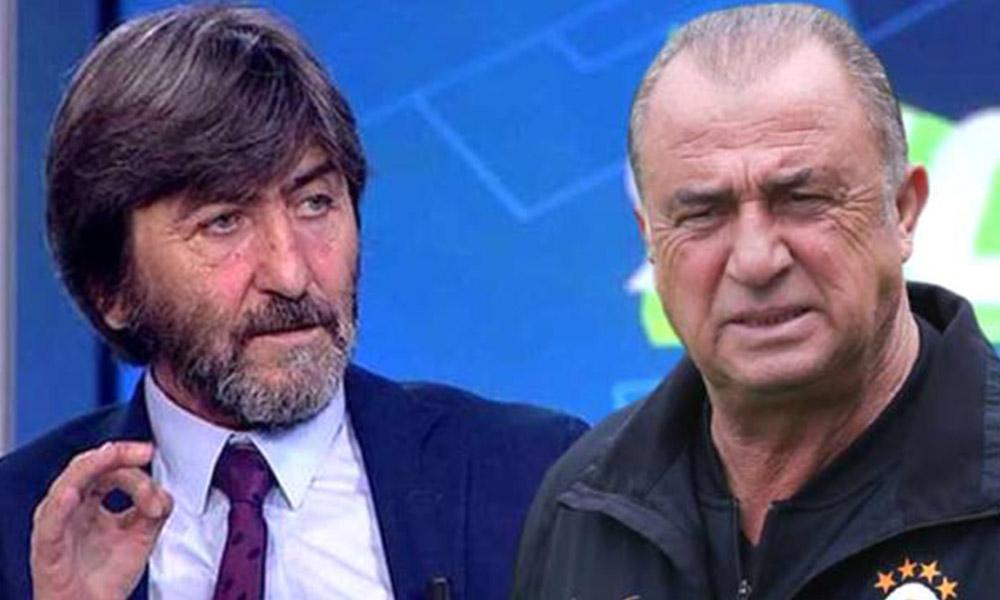 Rıdvan Dilmen'den Fatih Terim'i kızdıracak sözler: 6-0 mı yeneceksin?