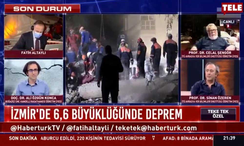 İzmir depremi sonrası Prof. Dr. Celal Şengör isyan etti: Şu 6.6'yı artık silin