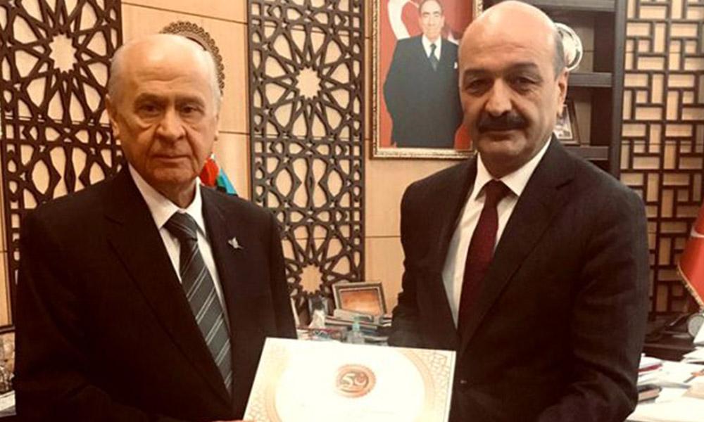 Bülent Arınç'ın istifası sonrası Bahçeli'nin sağ kolundan zehir zemberek sözler