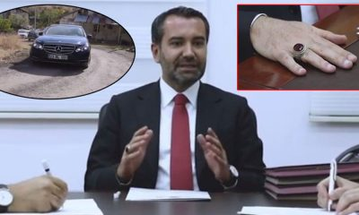 Bu kadarına da pes! AKP'li başkandan lüks araçlı yardım şovu