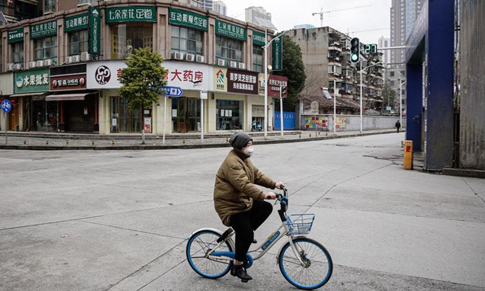 Çin'den şaşırtan Wuhan iddiası