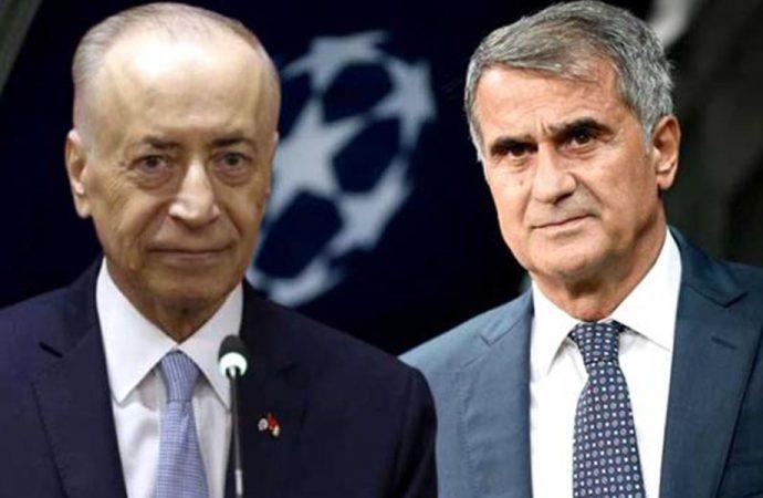 Futbol Ekonomi Formu'nda tansiyon yükseldi! Şenol Güneş ile Mustafa Cengiz tartıştı