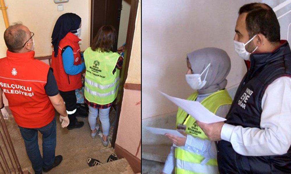 AKP'li belediyenin yardım için açtığı ihaleler yandaşa gitti!
