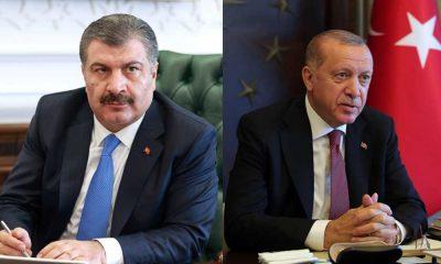 Erdoğan ve Koca hakkında suç duyurusu!
