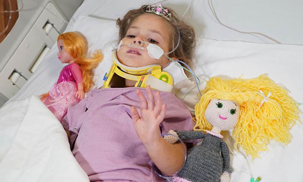 Mucize bebek Ayda'nın sağlık durumu ile ilgili açıklama