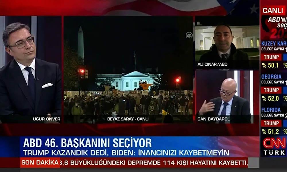 CNN Türk'te tepki çeken 'yandaş medya' örneği