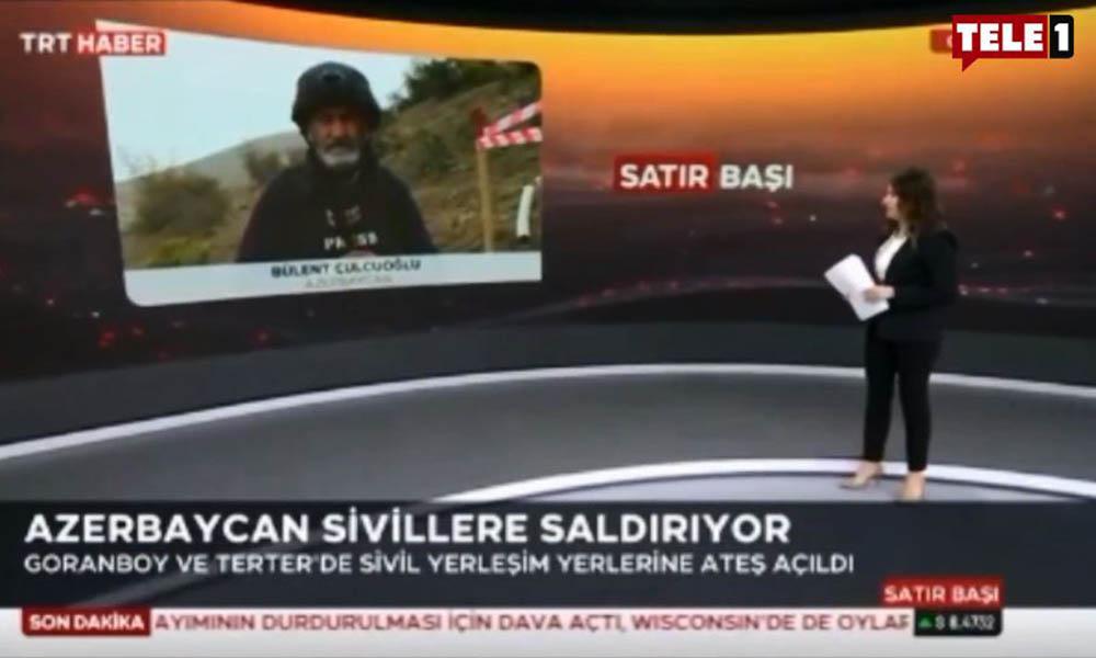 TRT'den bir skandal daha! KJ hatası yapan çalışan kovuldu