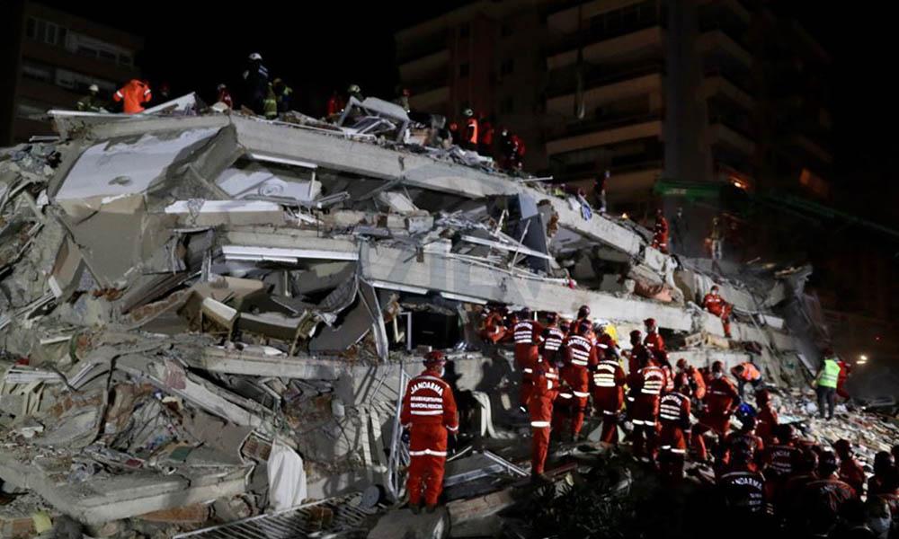 'Marmara depremiyle İzmir depremini karşılaştırmak sadece acizliktir'