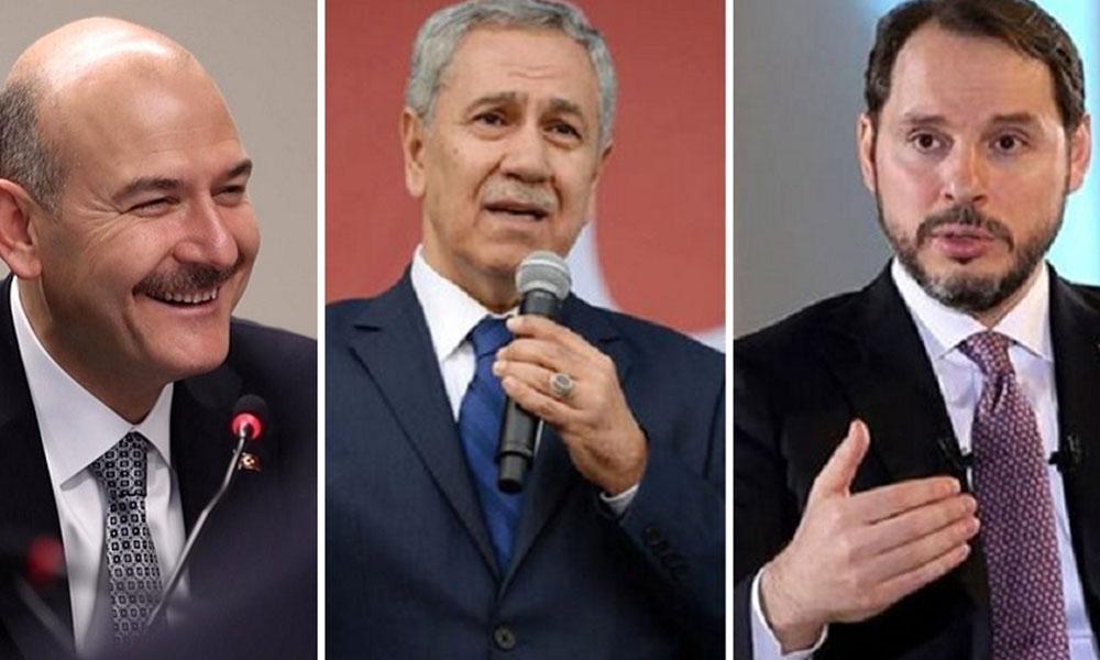 Çarpıcı iddia! Berat Albayrak'ın istifasında dikkat çeken Bülent Arınç ve Süleyman Soylu detayı