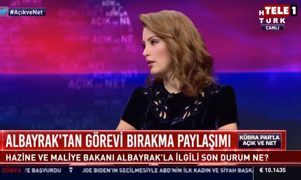 Berat Albayrak'ın istifası sonrası Nagehan Alçı'dan dikkat çeken yorum