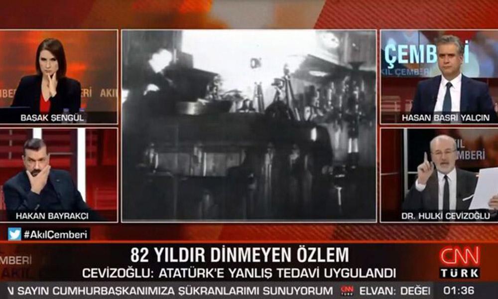Hulki Cevizoğlu'ndan Atatürk'ün ölümü ile ilgili çok konuşulacak iddia