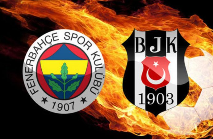 Fenerbahçe-Beşiktaş derbi öncesi Twitter'da kapıştı