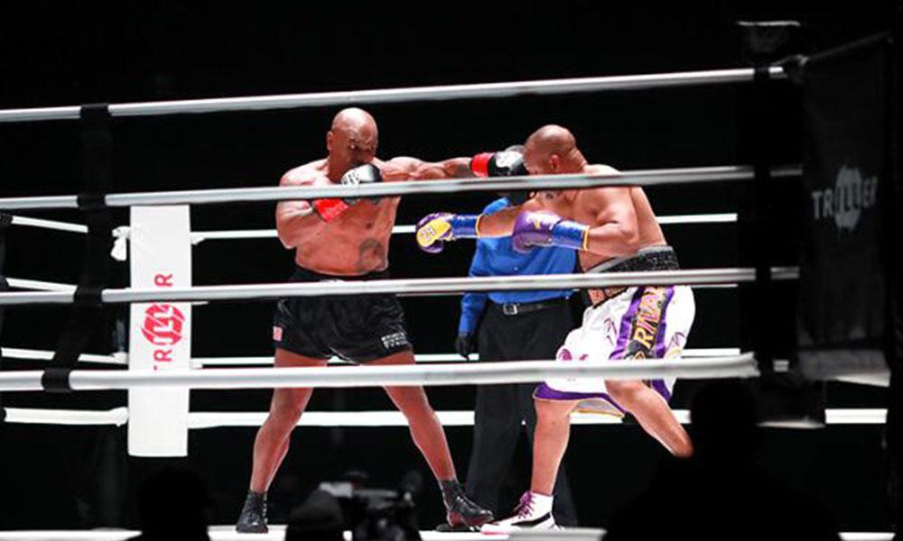 54 yaşında ringlere geri dönen Mike Tyson servet kazandı