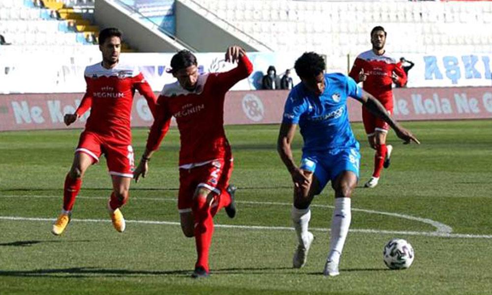 Galibiyete hasret kaldılar! Erzurumspor ile Antalyaspor berabere kaldı