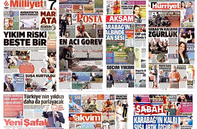 Gazeteciliği unuttular! Yandaş medyada 'Bakan' yok