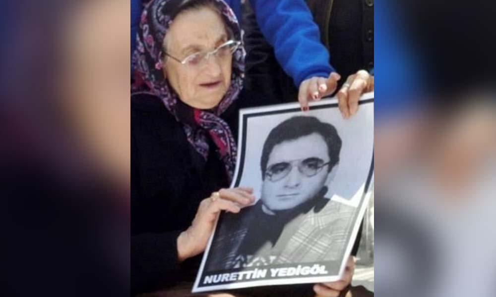 39 yıldır oğlunu arayan anne Zeycan Yedigöl hayatını kaybetti