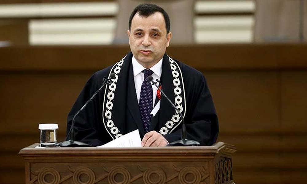 Zühtü Arslan: AYM, hak eksenli yaklaşımını kararlılıkla sürdürmektedir