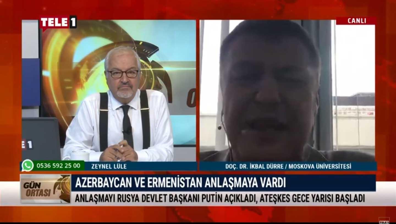 Azerbaycan'da Rusya, Türkiye ile işbirliği yapmak zorunda