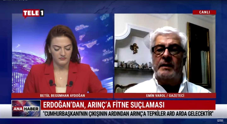 İYİ Parti ile AKP'nin ilişkilerinin iyileşeceğini tahmin ediyorum
