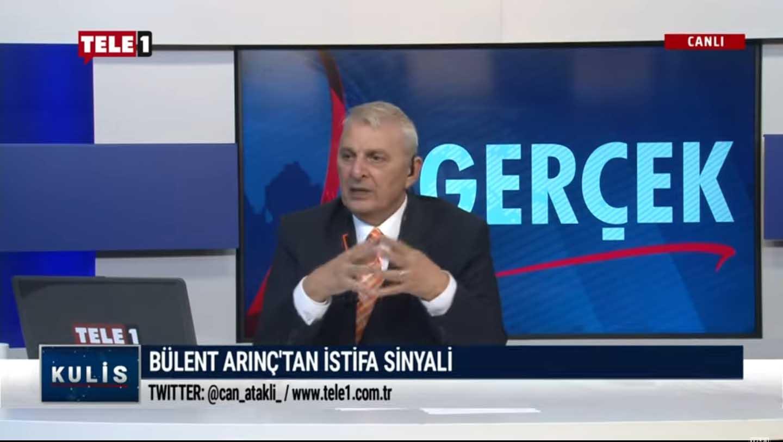 Arınç ve Erdoğan arasındaki gerilim – KULİS