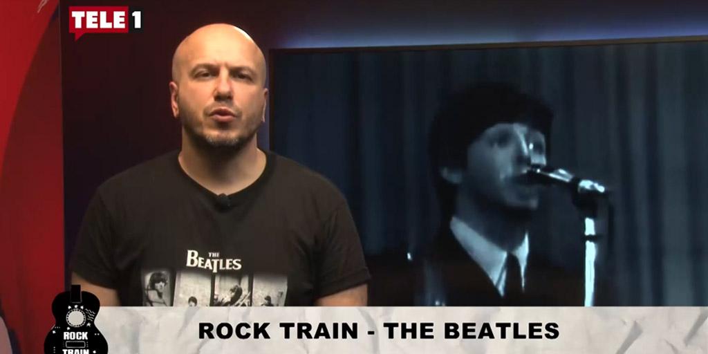 Rock Train'in bu haftaki konuğu The Beatles