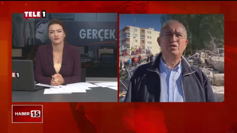 Atilla Sertel: İnsanları rant ve yolsuzluk öldürüyor