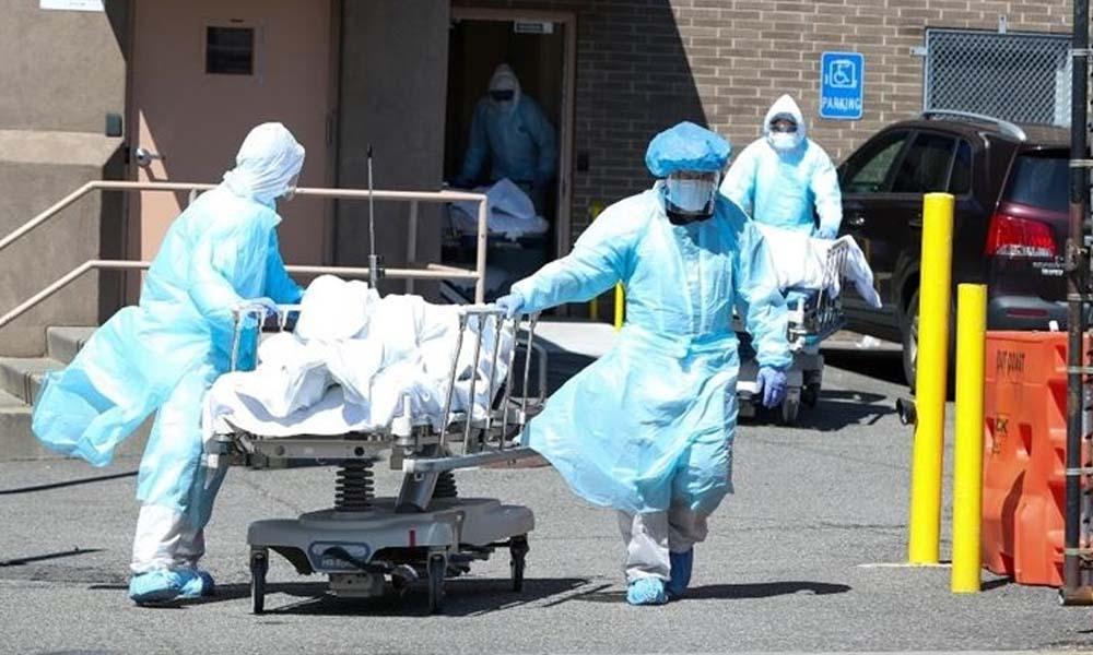 ABD'de Covid-19 nedeniyle ölenlerin sayısı 272 bin 269'a çıktı