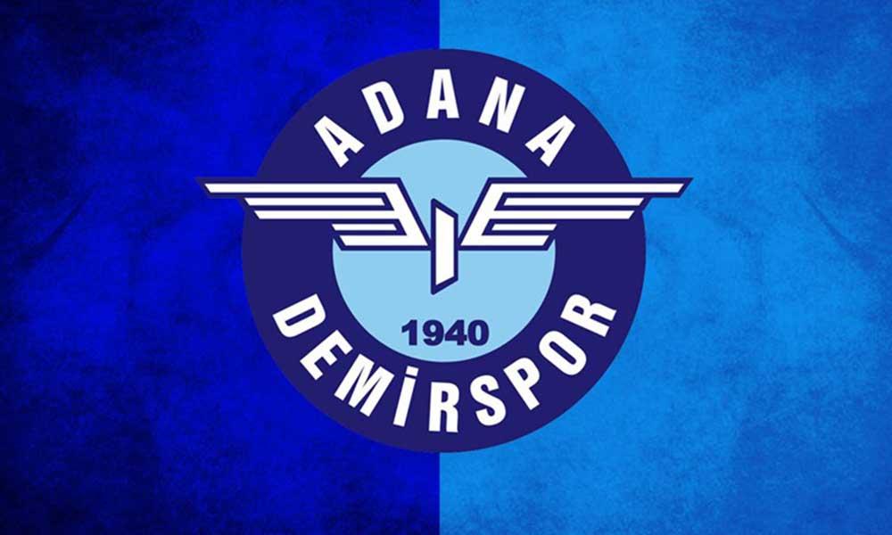 Adana Demirspor'un yeni teknik direktörü belli oldu