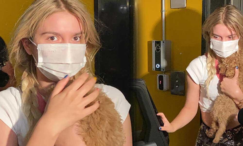 Aleyna Tilki koronavirüs test sonucuna tepki gösterdi: Bu testlere nasıl güveneceğiz?