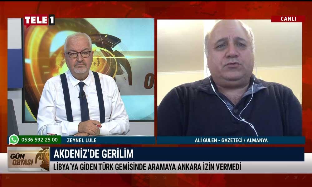Alman basını, Türk gemisine yapılan operasyonu nasıl değerlendirdi?