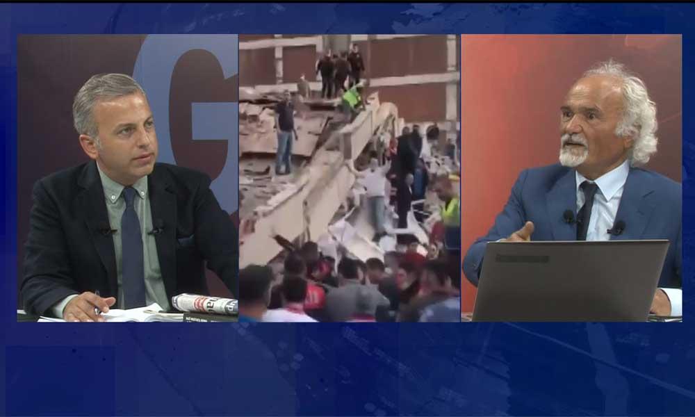 Prof. Dr. İlyas Yılmazer: Devlete yük olmadan deprem tehlikesini sıfırlamak çok kolay – ANINDA MANŞET