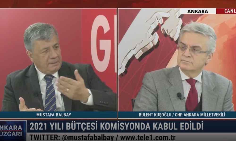 """CHP Ankara Milletvekili Kuşoğlu: """"İstatistik Kurumumuz 'yalan kurumu' oldu"""