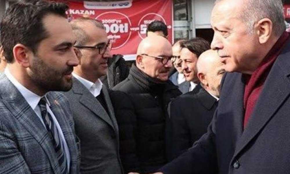 AKP milletvekili oğlundan Bülent Arınç'a: Bu denizde tek bir gemi, tek bir reis var