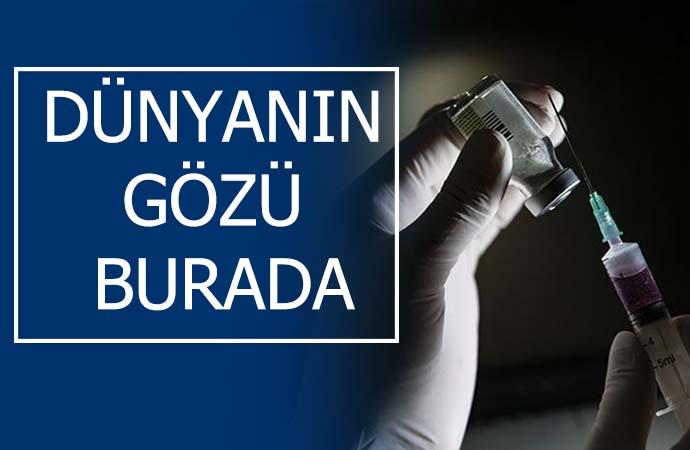 Pfizer/BioNTech aşısı yüzde 95'ten fazla koruma sağladı