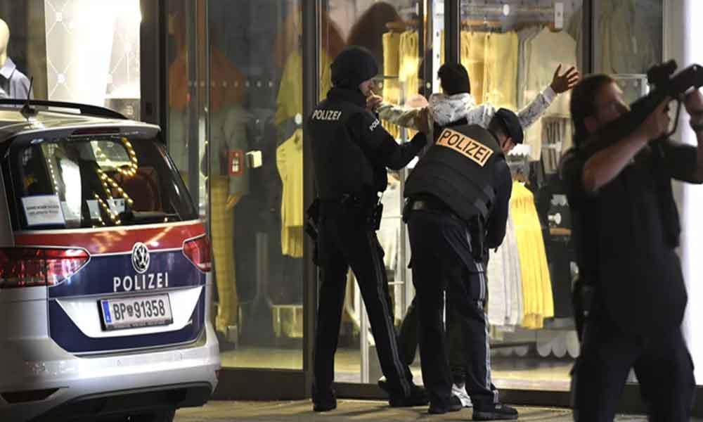 IŞİD, Viyana'daki terör saldırısını üstlendi